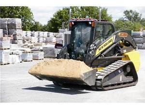 2015 NEW HOLLAND C238 SKID STEER - $1,185 /month