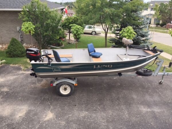Used 2005 Lund Boat Co WC14