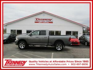 2011 DODGE RAM 1500 4WD QUAD CAB SPORT ONLY $16,888.
