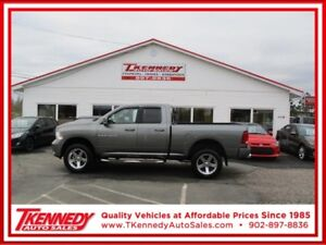 2011 DODGE RAM 1500 4WD QUAD CAB SPORT ONLY $17,988.