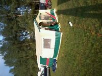 Jamet Arizona trailer tent.