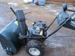 "MTD 10 H.P / 29 "" cut snowblower"