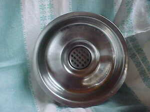 Small Dairy Strainer
