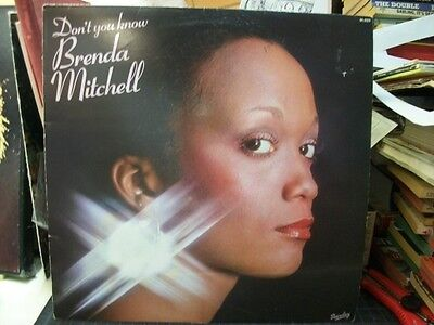 SOUL LP: BRENDA MITCHELL Don't You Know BARCLAY Body Party 1978