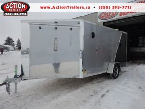 YOUR LOWEST PRICED DELUXE SLED TRAILER/ALL PURPOSE 7X17' SINGLE