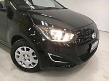 2015 Hyundai i20 PB MY16 Active Black 6 Speed Manual Hatchback Edgewater Joondalup Area Preview