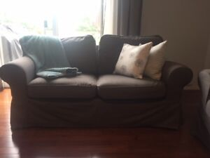 Comfy Sofa and Loveseat