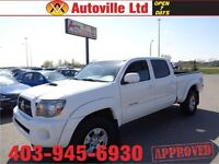 2011 Toyota Tacoma DOUBLE CAB TRD SPORT LEATHER
