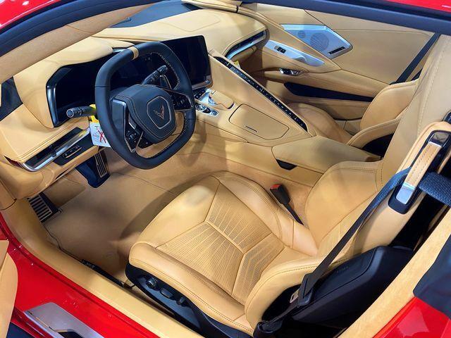 2021 Red Chevrolet Corvette  3LT | C7 Corvette Photo 9