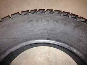 REDUCED PRICE!! MUST GO Winter tires 215 65 16 Cambridge Kitchener Area image 6