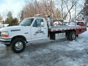 FORD F-450SD TOWING ,REMORQUEUSE A1!!!!! 7.3 DIESEL, SPECIAL