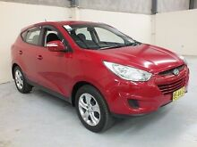2012 Hyundai ix35 LM MY13 Active (FWD) Red 6 Speed Automatic Wagon Gateshead Lake Macquarie Area Preview