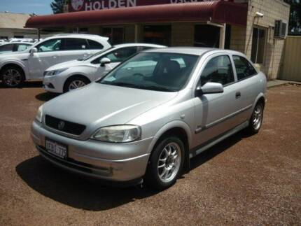 2002 Holden Astra Hatchback Collie Collie Area Preview