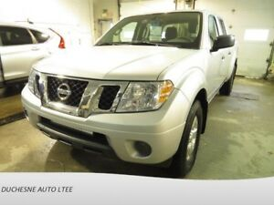 2013 NISSAN FRONTIER 4WD CREW CAB