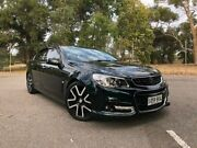 2014 Holden Commodore VF MY14 SS V Green 6 Speed Manual Sedan Elizabeth Playford Area Preview