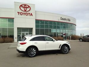 2013 Infiniti FX37 Premium 4dr All-wheel Drive