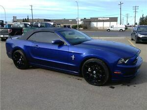 2013 Ford Mustang V6 Premium GUARANTEED APPROVAL! CALL IN TODAY!