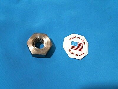 304014-nut 12-10 Acme Hex Nut Steel Each For Right Hand Acme Threaded Rod