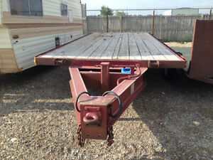 Heavy Duty Tandem Trailer