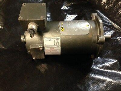 Baldor Cdp3310 90v Dc Motor .25 Hp 1750 Rpm 56c Frame