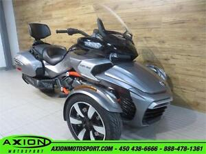 2016 Can-Am Spyder F3-T SM6 64,66$/SEMAINE