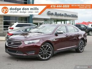2018 Ford Taurus Limited - AWD - Leather - Remote start - Nav -