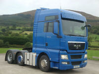 2010 MAN TGX 26.440 6X2 Tractor Unit, XXL