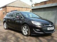 2013 Vauxhall Astra 1.6 i VVT 16v SRi 5dr Estate Petrol Automatic