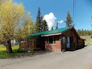 Log Home w/ Detached Shop 10 Mins to 100 Mile! Only $179,500!