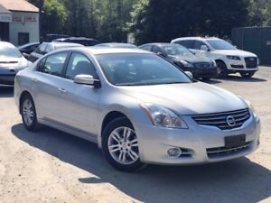2010 Nissan Altima LOW KMS 2.5 SL Leather Sunroof Bose Audio