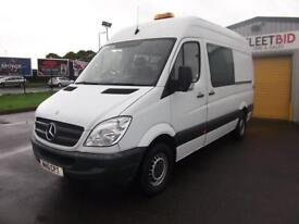 Mercedes-Benz Sprinter 2.1TD 313CDI MWB HIGH ROOF MESS VAN