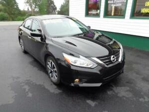 2017 Nissan Altima 2.5 SV only $172 bi-weekly all in!