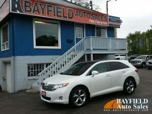 2012 Toyota Venza V6 AWD **Leather/Panoramic Roof/Only 54k!**