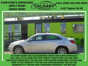 2011 Chrysler 200 Touring * $99 DOWN EVERYONE APPROVED*