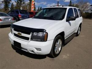 2009 Chevrolet TrailBlazer LT, 4x4, Leather Sunroof