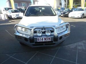 2008 Holden Captiva CG MY08 CX (4x4) White 5 Speed Automatic Wagon Greenslopes Brisbane South West Preview
