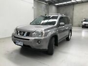 2007 Nissan X-Trail T31 ST-L Silver 1 Speed Constant Variable Wagon Coburg North Moreland Area Preview