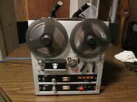 Roberts Reel to Reel and Cartridge Player/Recorder