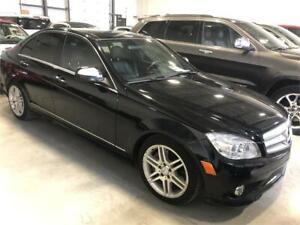 2008 Mercedes C350 awd FINANCEMENT MAISON disp à 10% intérêt