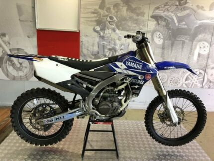 2017 Yamaha YZ250F 250CC Motocross Moorooka Brisbane South West Preview