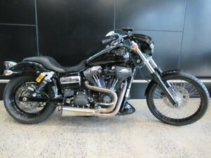2012 Harley-Davidson DYNA WIDE GLIDE 1690 (FXDWG) Road Bike 1691cc