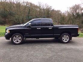 Dodge Ram 1500 5.9 V8 auto on LPG. New mot