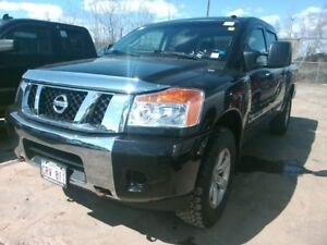 2014 Nissan Titan SV New Car Trade, No accidents, One owner