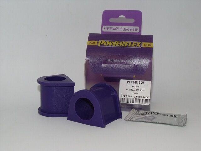 Powerflex Front Anti Roll Bar Bush 26mm PFF1-810-26