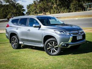 2018 Mitsubishi Pajero Sport QE MY18 Exceed Grey 8 Speed Sports Automatic Wagon Wangara Wanneroo Area Preview