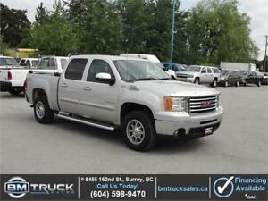 2011 GMC SIERRA 1500 SLT ALL TERRAIN CREWCAB 4X4 SUNROOF LEATHER