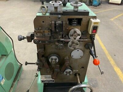 Htc 14 S Spring Coiling Machine