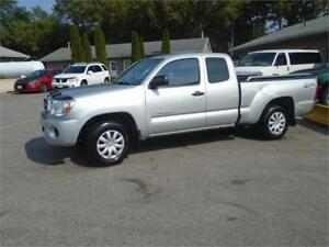 "2007 TOYOTA TACOMA ""SR5"" EXT CAB PICK UP"