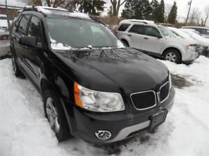 2009 Pontiac Torrent, Fully Loaded , Leather , Clearance $1495.0