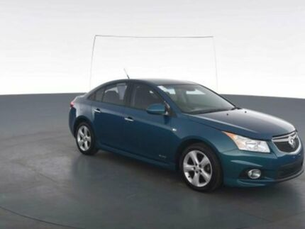 2012 Holden Cruze JH MY13 SRi V Blue 6 Speed Automatic Sedan Virginia Brisbane North East Preview